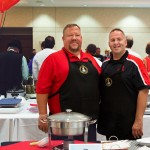 Chefs representing Sycamore Middle School