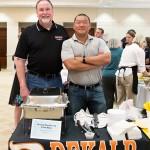 Chefs representing DeKalb High School