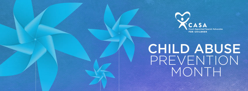 Child Abuse Prevention Month Cover Photo